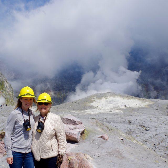 New Zealand's North Island:  A Geothermic Wonderland